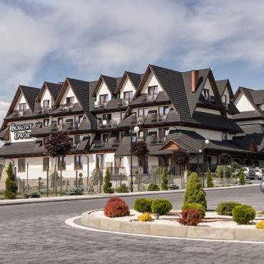 Hotel Borowy Dwór Szaflary
